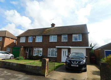 Thumbnail 3 bed semi-detached house to rent in Raymond Road, Langley