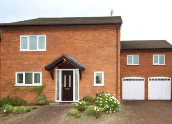 Thumbnail 4 bed detached house for sale in Laburnum Farm Close, Ness, Neston