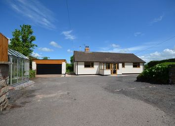 Thumbnail 3 bed detached bungalow for sale in Nomansland, Tiverton