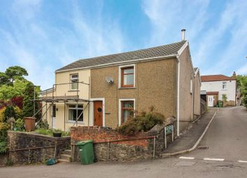 Thumbnail 2 bed semi-detached house for sale in Hill Street, Abercarn, Newport