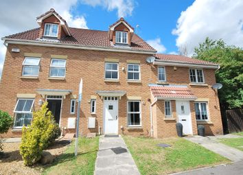 Thumbnail 3 bedroom town house for sale in Lawndale Drive, Ellenbrook, Manchester