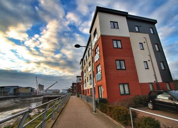 Thumbnail 2 bed flat for sale in Rodney Road, Newport