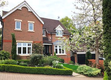 Thumbnail 4 bedroom detached house for sale in Eothen Close, Caterham, Surrey