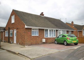Thumbnail 3 bedroom semi-detached bungalow for sale in Queensfield, Swindon