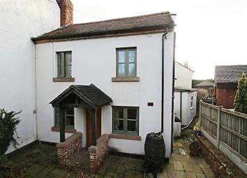 Thumbnail 3 bed cottage for sale in Bleeding Wolf Lane, Scholar Green, Stoke-On-Trent