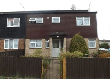 Thumbnail 3 bedroom end terrace house for sale in St Martins Way, Thetford