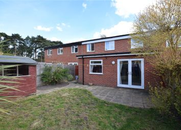 Thumbnail 3 bed terraced house for sale in Oldstead, Bracknell, Berkshire