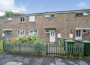 Thumbnail 3 bed terraced house for sale in Elizabeth Watling Close, Thetford
