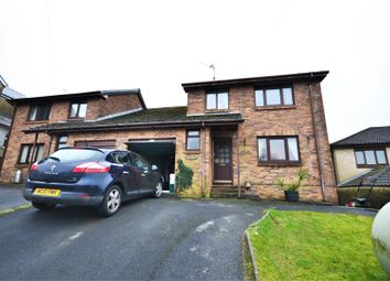 Thumbnail 4 bed semi-detached house for sale in Heddfan Llannon Road, Pontyberem, Llanelli