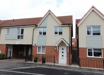 Thumbnail 3 bedroom semi-detached house for sale in Saredon Gardens, Dudley
