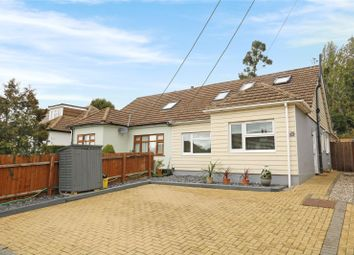 Thumbnail 4 bed semi-detached house for sale in Sidwell Avenue, Benfleet