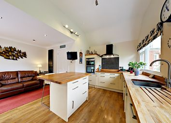 Thumbnail 3 bed flat for sale in Cricket Green Lane, Hartley Wintney, Hook