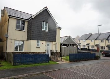 Thumbnail 4 bed detached house for sale in Carwollen Road, St. Austell