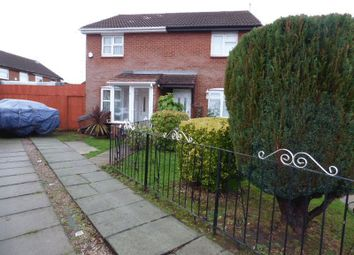 Thumbnail 2 bedroom semi-detached house for sale in Petersfield Close, Bootle