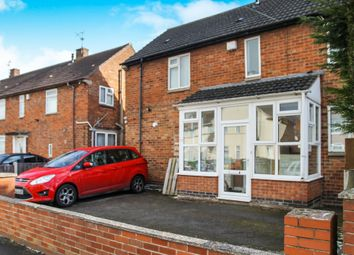 Thumbnail 3 bed semi-detached house for sale in Harringworth Road, Leicester