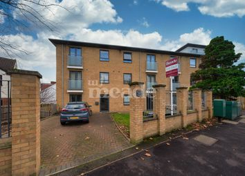 Thumbnail 2 bed flat for sale in Church Avenue, London