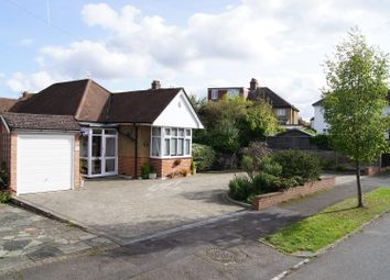 Thumbnail 2 bed detached bungalow for sale in Stoneleigh, Ewell, Epsom