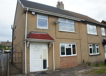 Thumbnail 3 bed semi-detached house for sale in 49 Clay Flat Lane, New Rossington, Doncaster