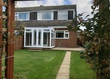 Thumbnail 2 bed semi-detached house for sale in Marwood Drive, Great Ayton, North Yorkshire, Uk
