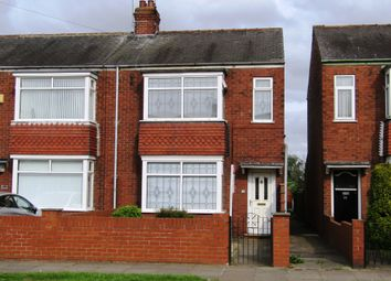 Thumbnail 3 bed end terrace house to rent in Oxford Road, Goole
