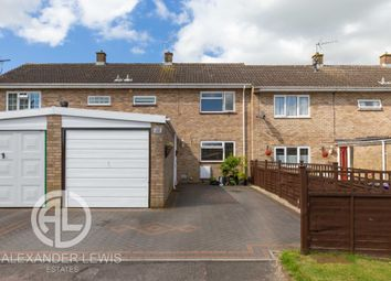 Thumbnail 3 bed terraced house for sale in Vincent, Letchworth Garden City