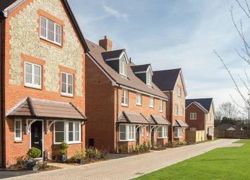 """Thumbnail 4 bedroom detached house for sale in """"The Nicholson B"""" at Roundstone Lane, Angmering, Littlehampton"""