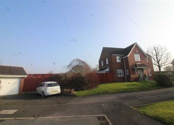Thumbnail 4 bed detached house for sale in Levengreave Close, Hindley Green, Wigan