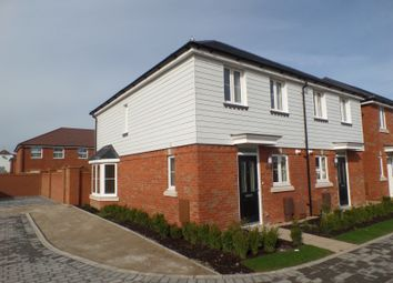 Thumbnail 2 bedroom semi-detached house to rent in Hangar Drive, Bader Heights, Tangmere
