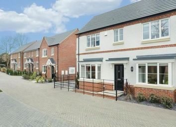 Thumbnail 4 bed detached house for sale in Thornhill Fields, Welford Road, Wigston, Leicestershire