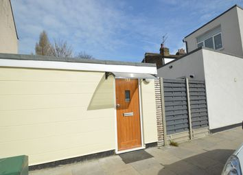 Thumbnail 1 bed detached bungalow to rent in Manor Road, London