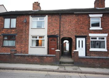 Thumbnail 2 bed town house for sale in Church Street, Audley, Stoke-On-Trent