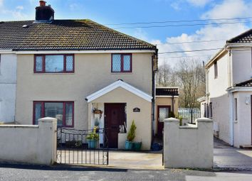 Thumbnail 3 bed semi-detached house for sale in Woodfield Road, Llandybie, Ammanford