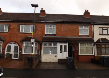 Thumbnail 3 bed terraced house to rent in Bromyard Road, Sparkhill, Birmingham