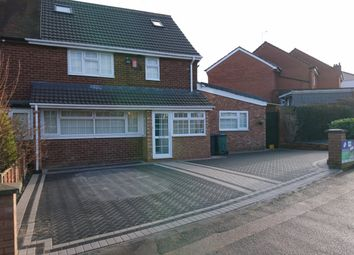 Thumbnail Semi-detached house for sale in Westmorland Road, West Bromwich