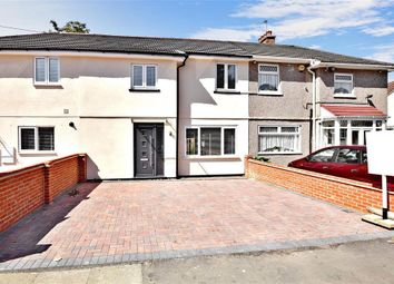 Thumbnail 3 bed semi-detached house for sale in Crown Road, Barkingside, Ilford, Essex