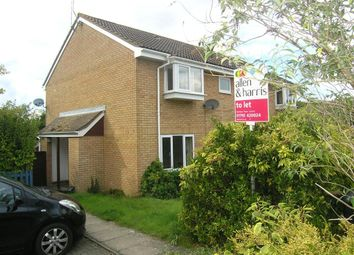 Thumbnail 1 bed property to rent in Boydell Close, Shaw, Swindon