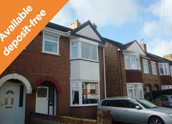 Thumbnail 3 bedroom end terrace house to rent in Amberley Road, Gosport