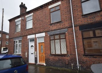 Thumbnail 3 bed terraced house to rent in Nelson Street, Fenton, Stoke-On-Trent