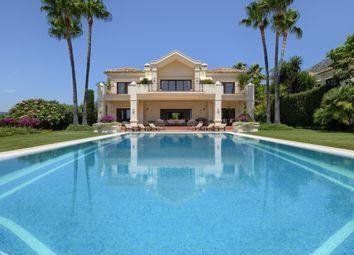 Thumbnail 5 bed villa for sale in Golden Mile, Marbella Area, Costa Del Sol