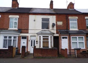 Thumbnail 2 bed terraced house for sale in Knighton Fields Road West, Leicester, Leicestershire, England