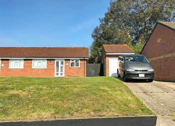 Thumbnail 2 bedroom semi-detached bungalow for sale in Hefford Road, East Cowes, Isle Of Wight