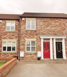 Thumbnail 2 bedroom terraced house to rent in The Maltings, Cliffe, Selby