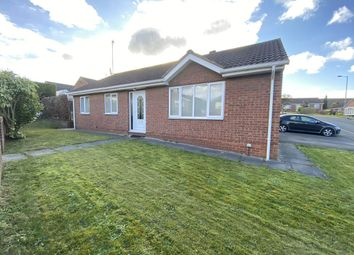 Thumbnail Detached bungalow for sale in Stella Gardens, Pontefract