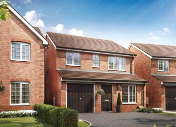 Thumbnail 3 bedroom detached house for sale in Perrywood Walk, Worcester, Worcestershire
