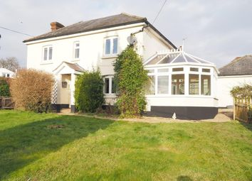Thumbnail 4 bed detached house for sale in Middleton Road, Winterslow, Salisbury