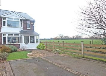Thumbnail 3 bed semi-detached house for sale in Woodway Lane, Walsgrave On Sowe, Coventry