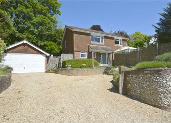 Thumbnail 3 bed detached house for sale in Petersfield Road, Winchester, Hampshire