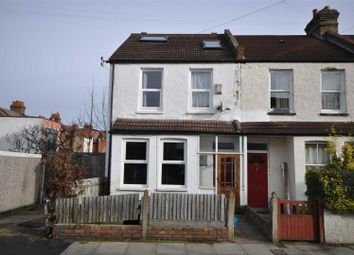 Thumbnail 4 bed end terrace house to rent in Robinson Road, Colliers Wood, London