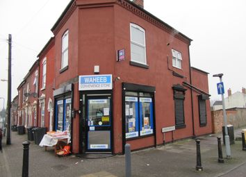 Thumbnail Retail premises for sale in St Saviours Road, Alum Rock, Birmingham, West Midlands