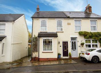 2 bed semi-detached house for sale in Lowlands Road, Blackwater, Surrey GU17
